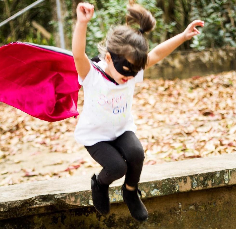 """""""Because every child needs a Super Heroe"""""""