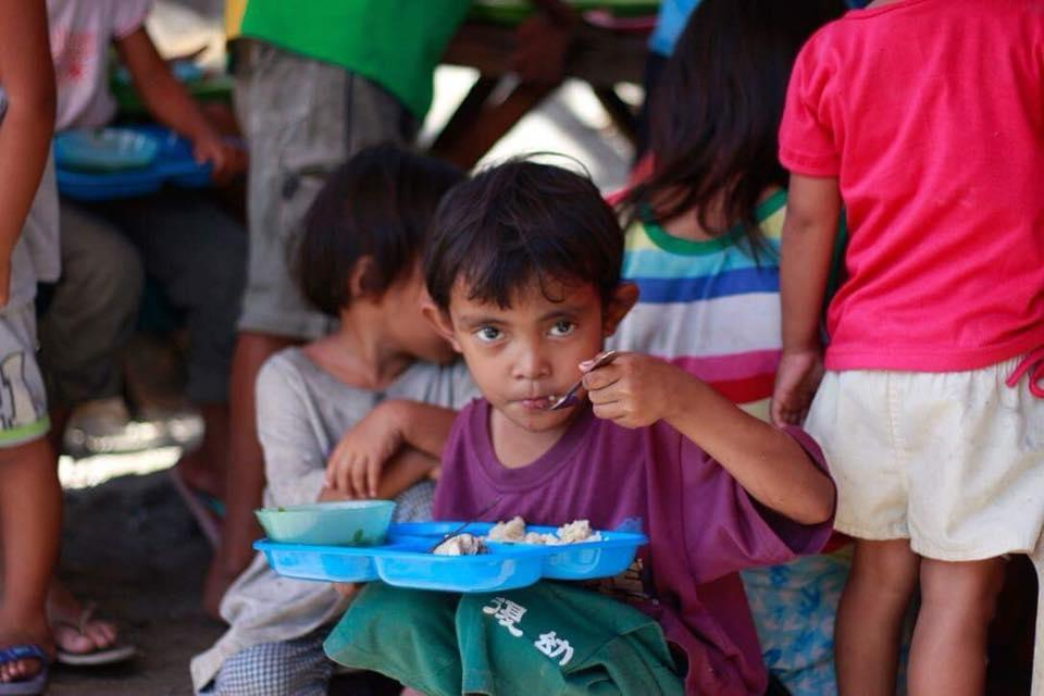 #ProjectBaon: School Meals for Filipino Kids!