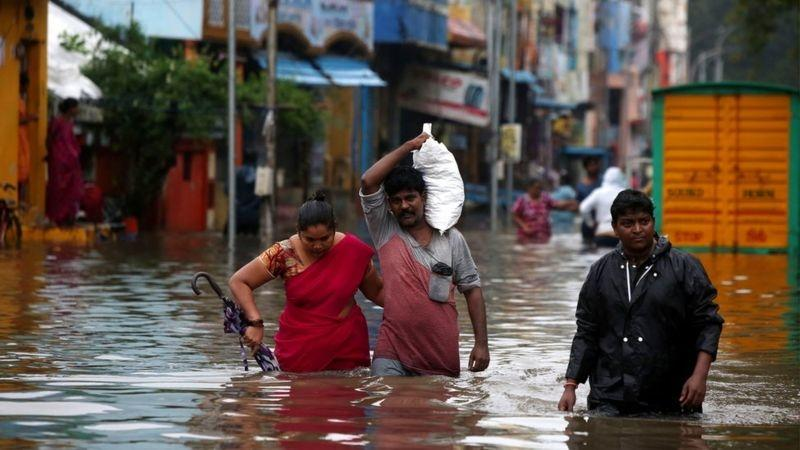 175K people displaced by Cyclone Nivar need help
