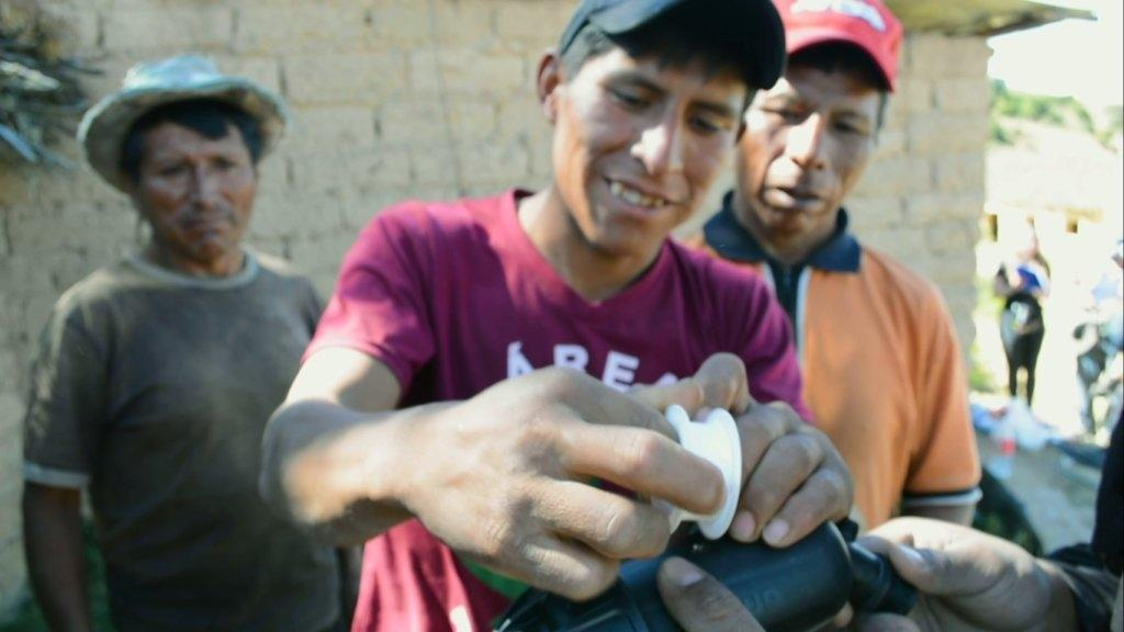 500 families in Bolivia need your help