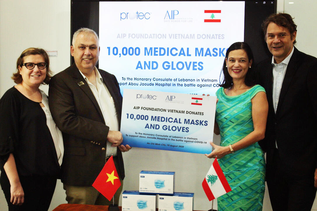 50000 Masks for Vulnerable Communities in COVID-19