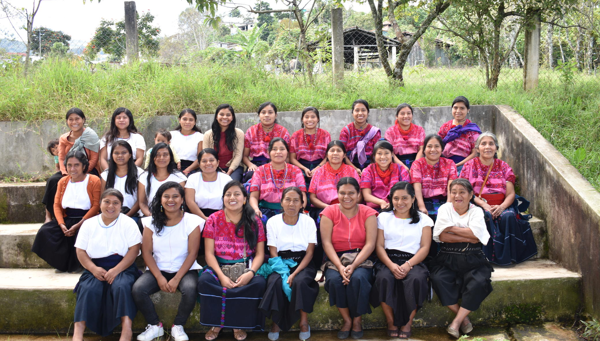 Social enterprise owned by indigenous mayan women