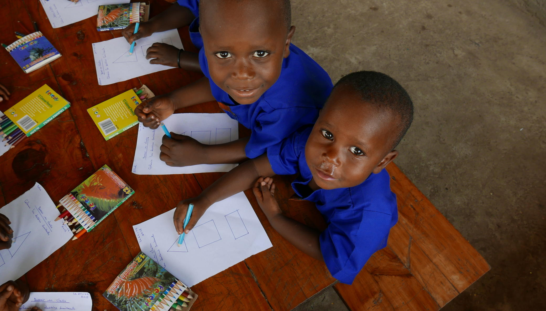 A start in life for 230 children in Burundi