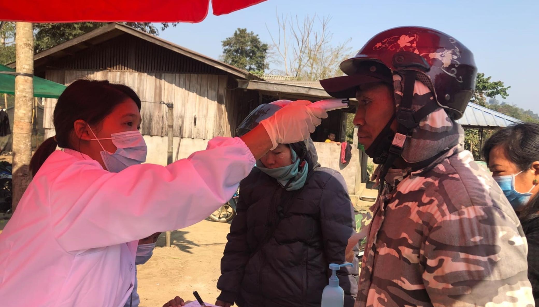 Act to limit coronavirus' spread in Southeast Asia