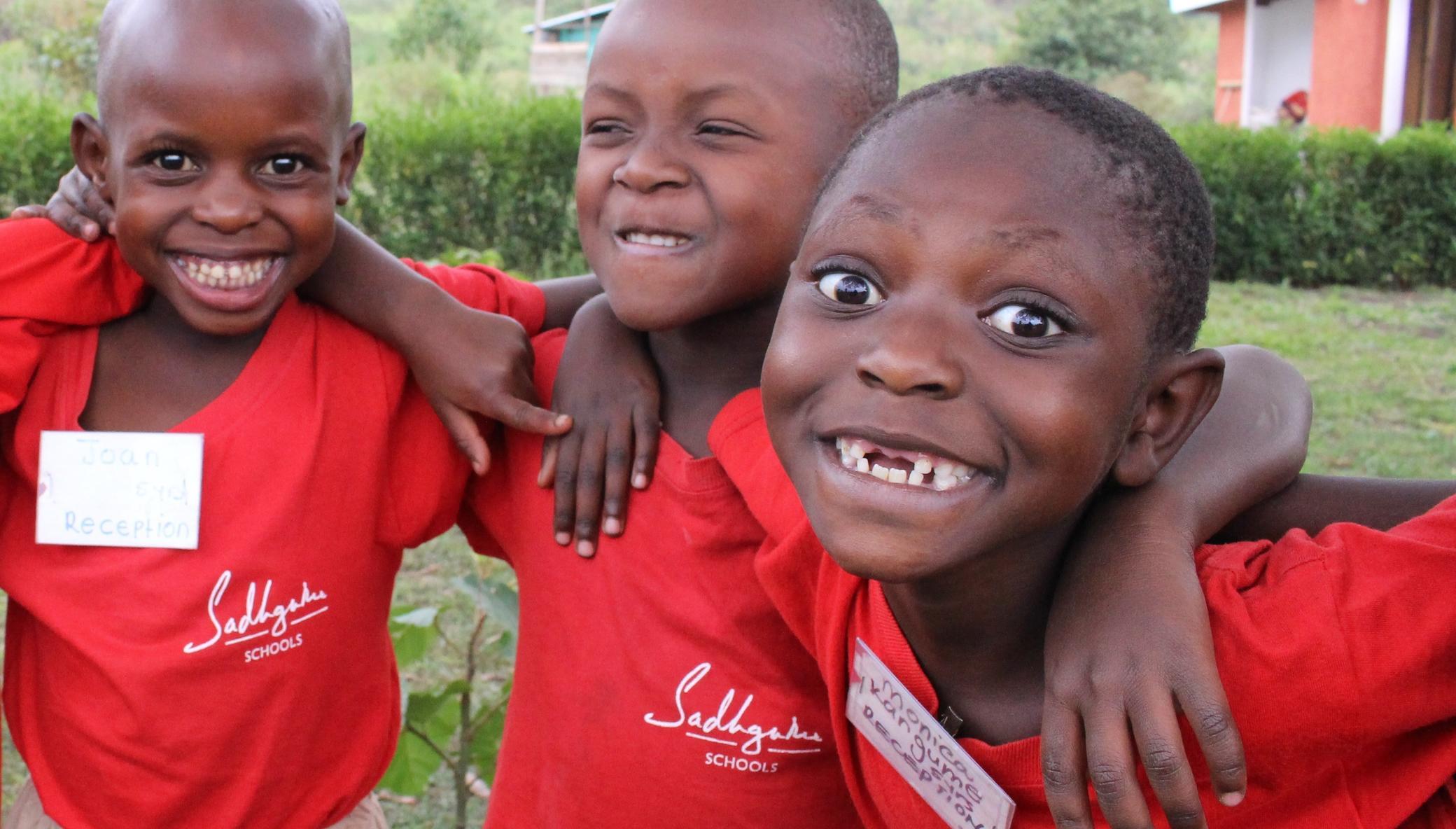 Adopt a Child's Education in Rural Uganda