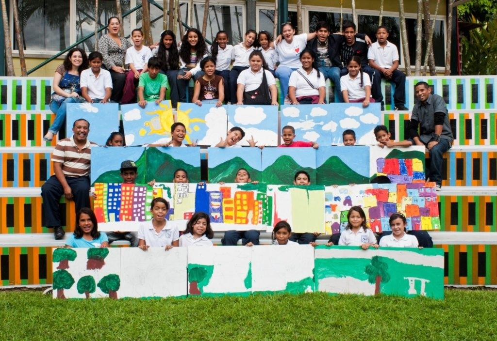 Arts and hope for 170 vulnerable Venezuelan kids