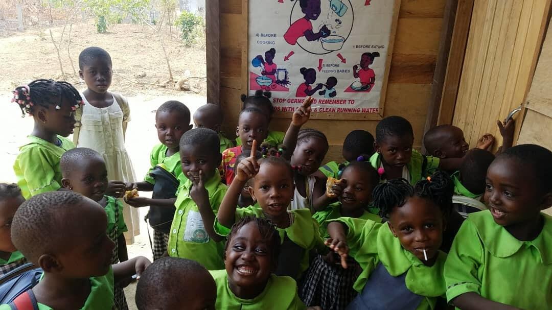 Assist Conflict-Affected Children Return To School