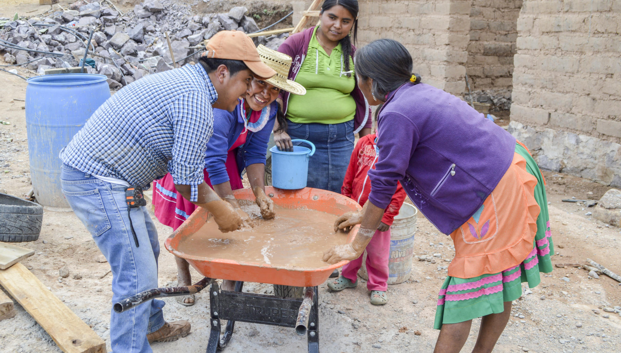 Building resilience with communities of Guerrero