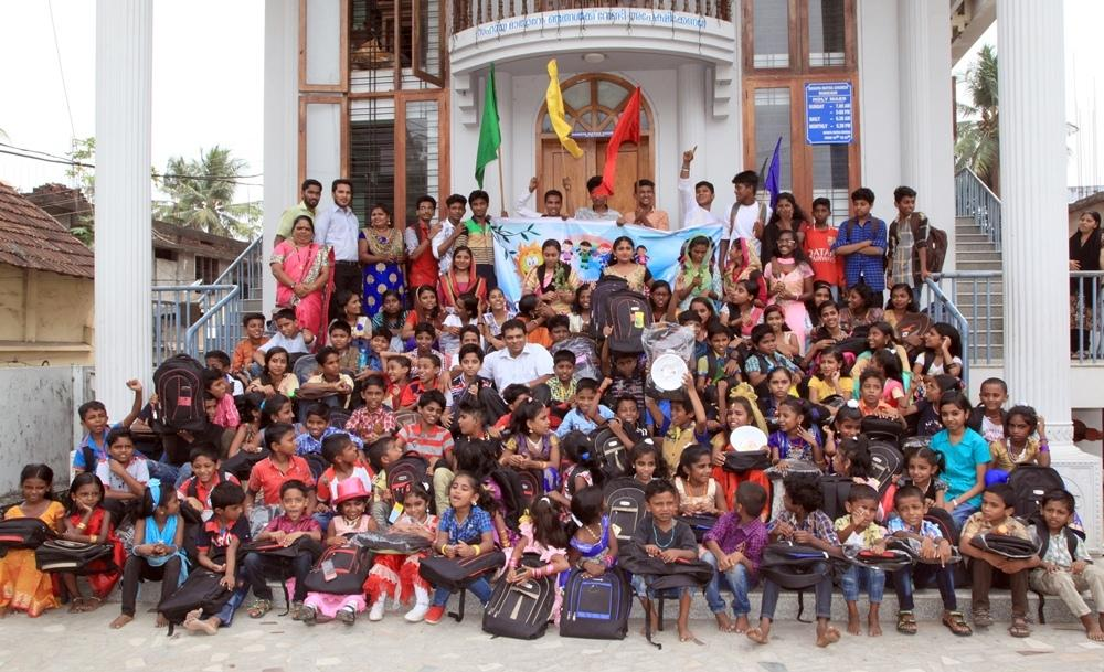Back to School - 300 Children in India