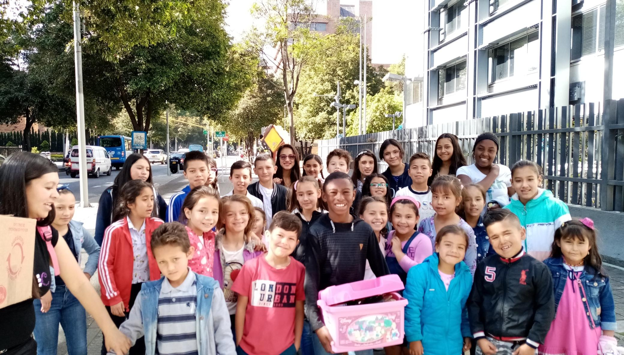 Breaking poverty cycle for 140 youths in Bogota