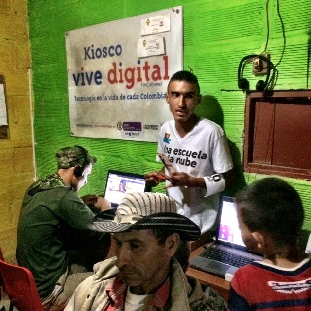 Build a School in the Cloud for Pisamal, Colombia
