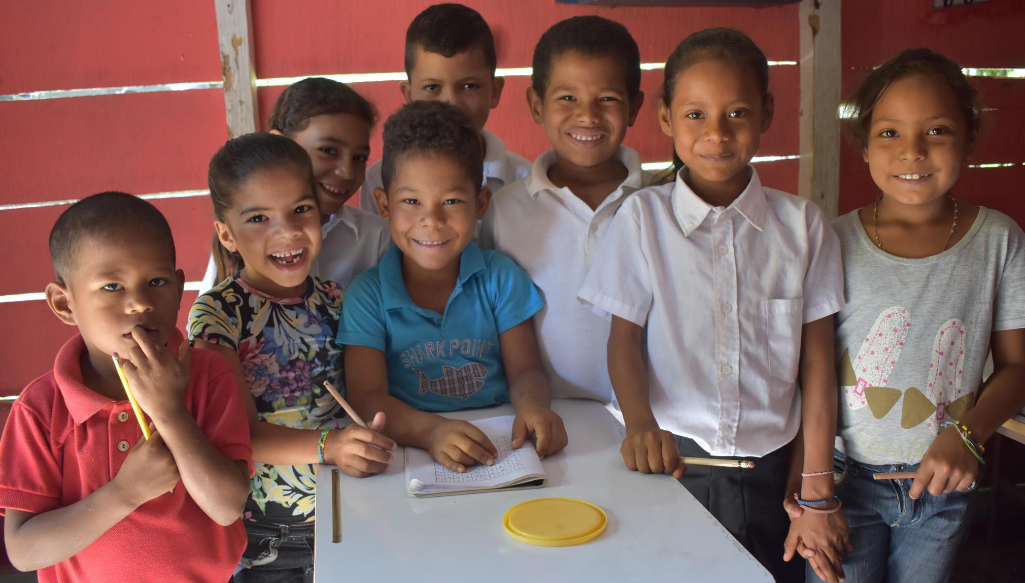 Build a school for 115 children in Guaruchal