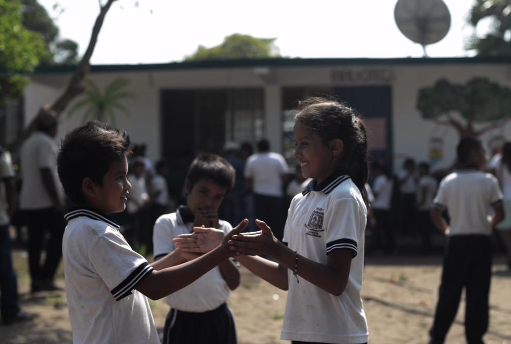 COVID-19: Schools of the Chiapas coast.