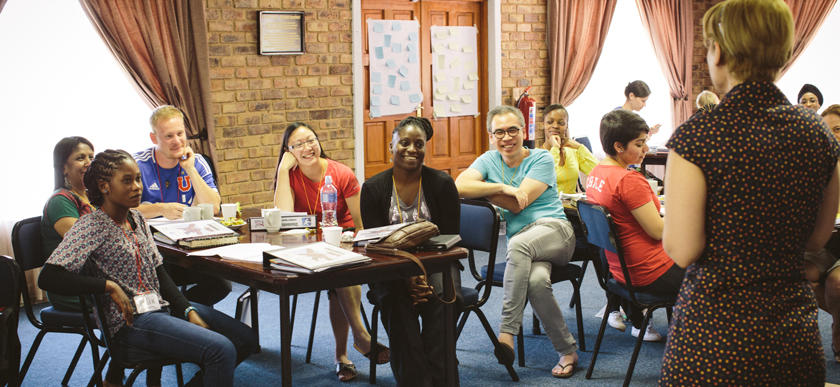 Channels of Hope for HIV Facilitator Training