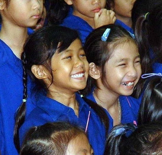 Character and Leadership Training for Thai Youths