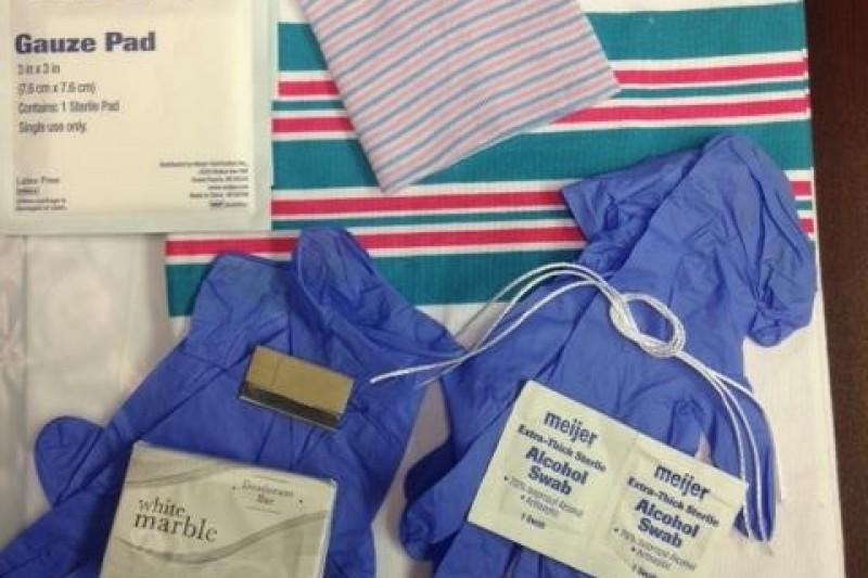 Clean Birth Kits for Pregnant Women