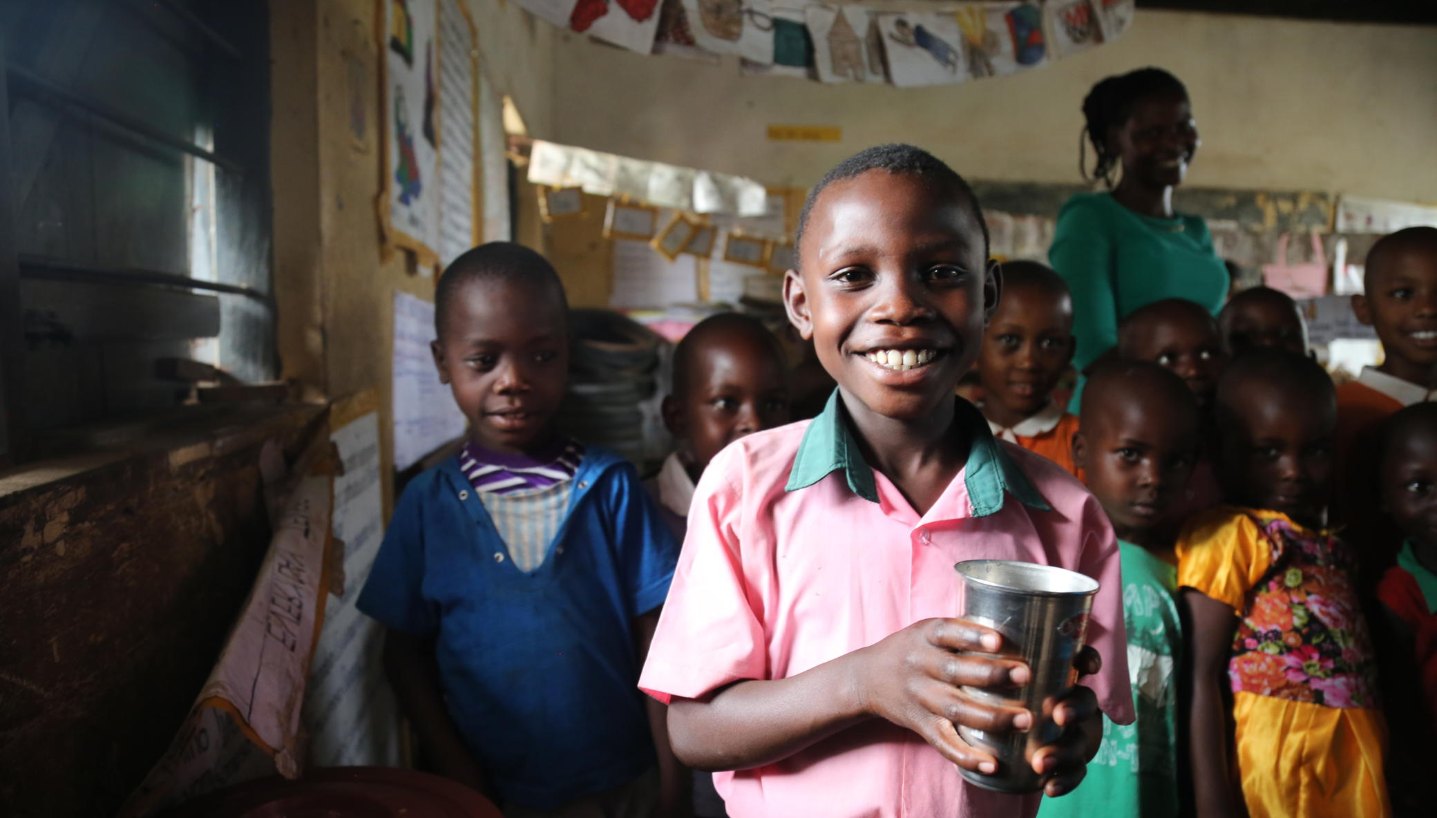 Clean Water for 1,500 Children in Uganda