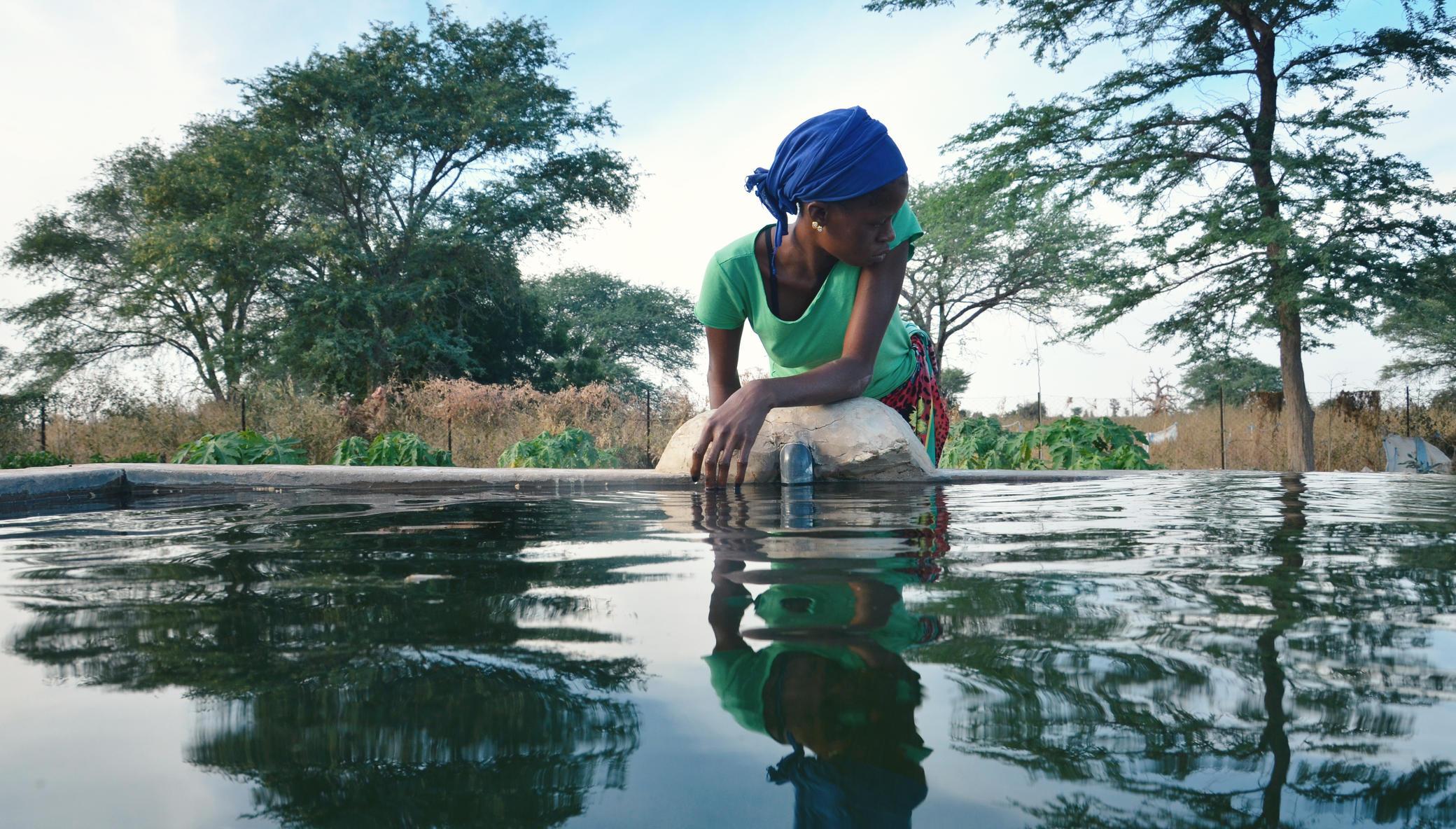 Clean Water for 1,500 People in Rural Senegal