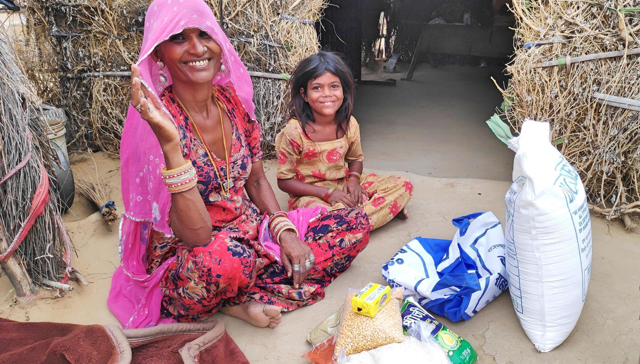 Covid-19 Humanitarian Relief in India