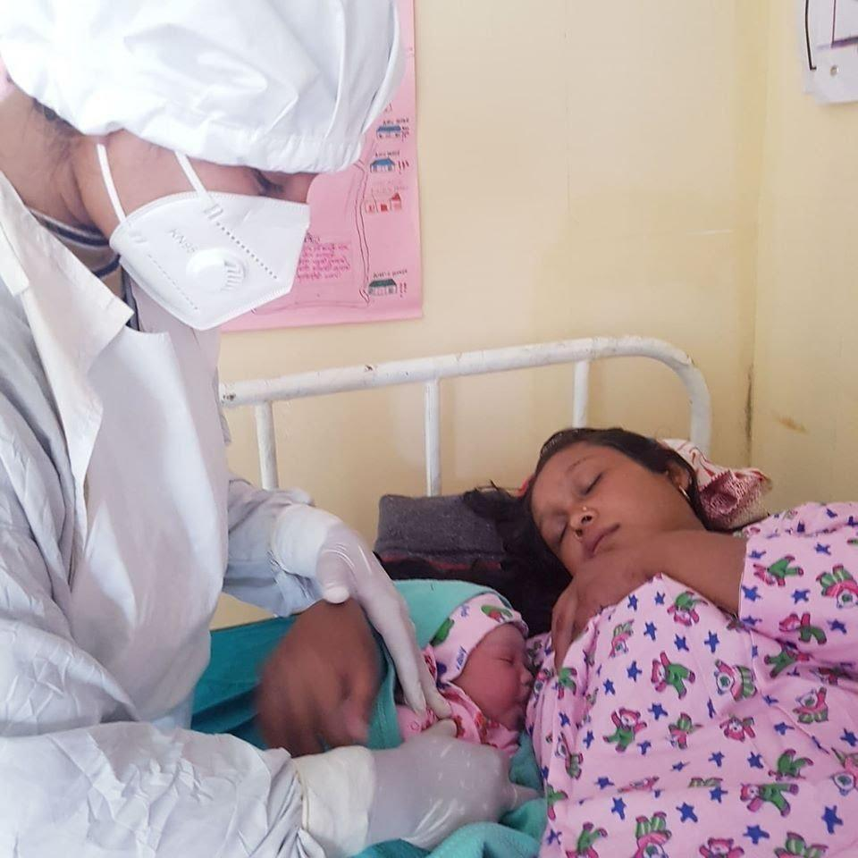 Covid-19 Treatment for Frontline Health Workers