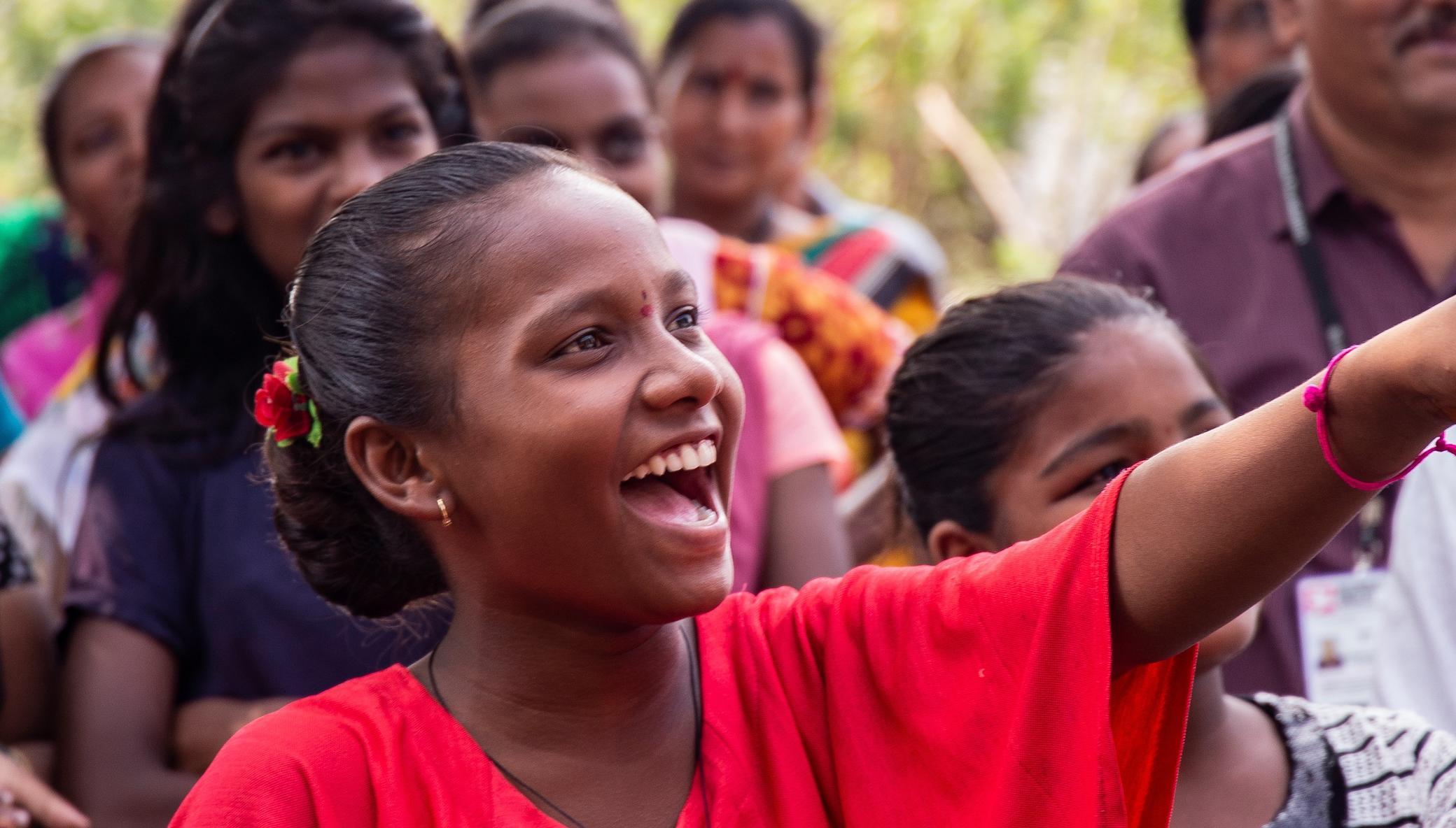 Covid-19: Supporting street children in Mumbai