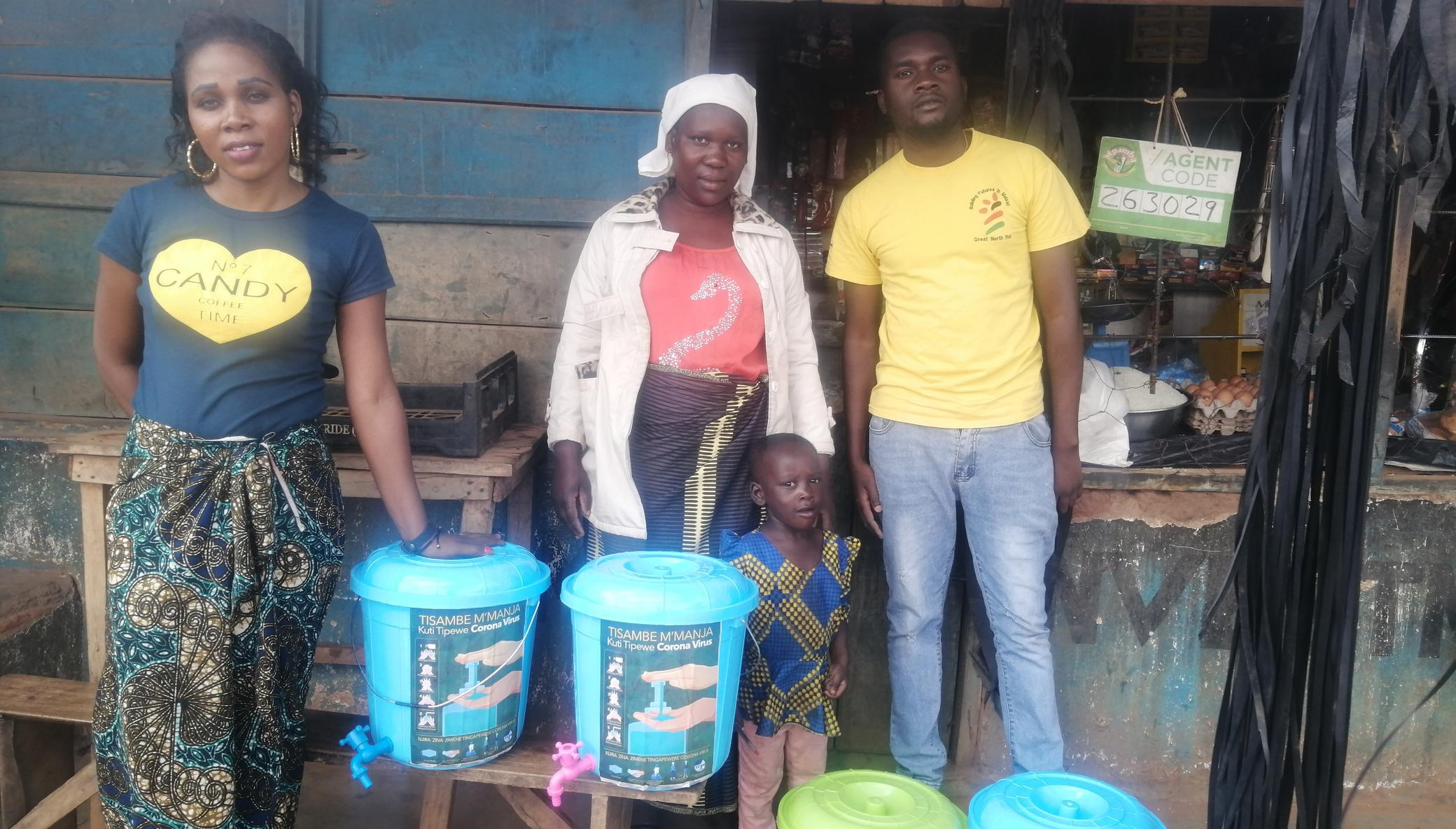 Covid19 relief support to 5000 people in Malawi