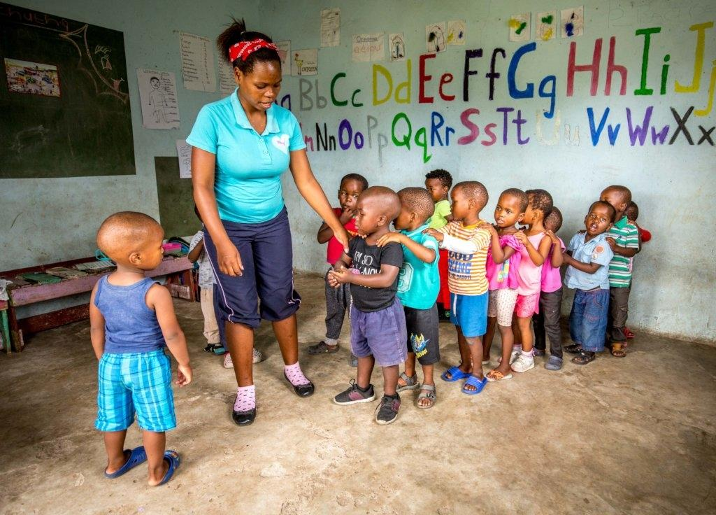 Creating Change in St.Lucia, South Africa
