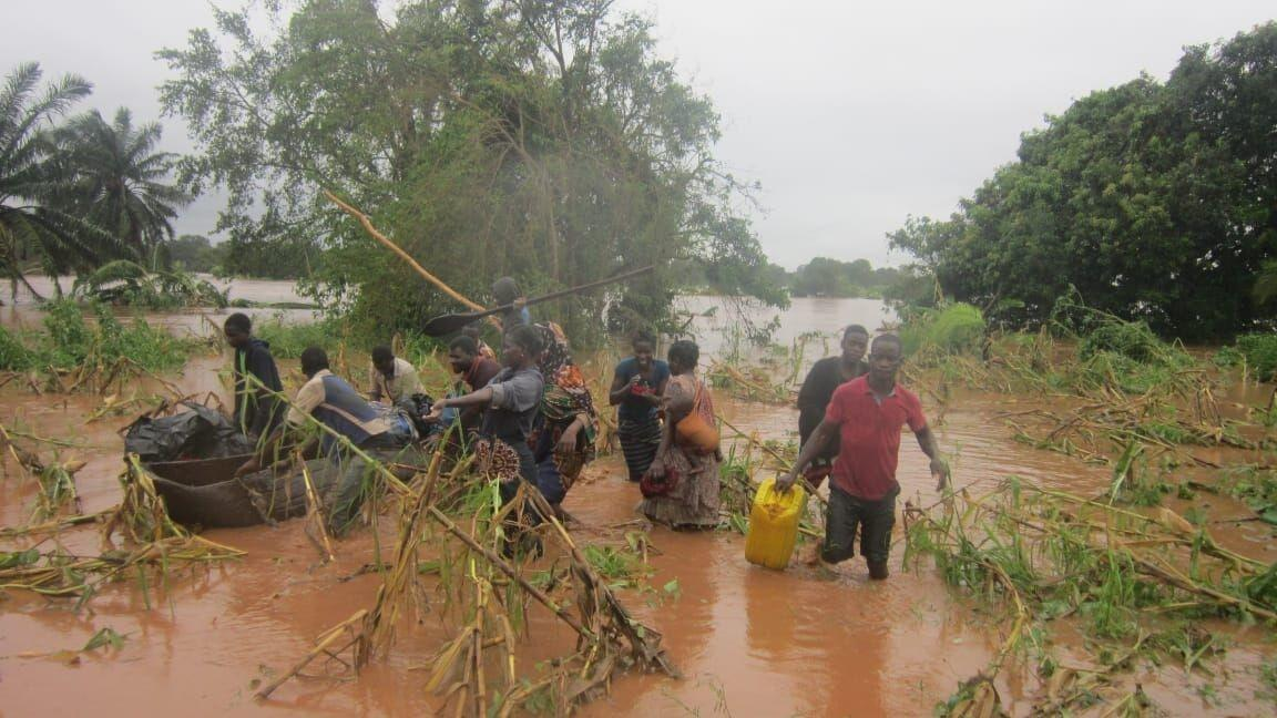 Cyclone Idai Emergency Relief (Feeding and Health)