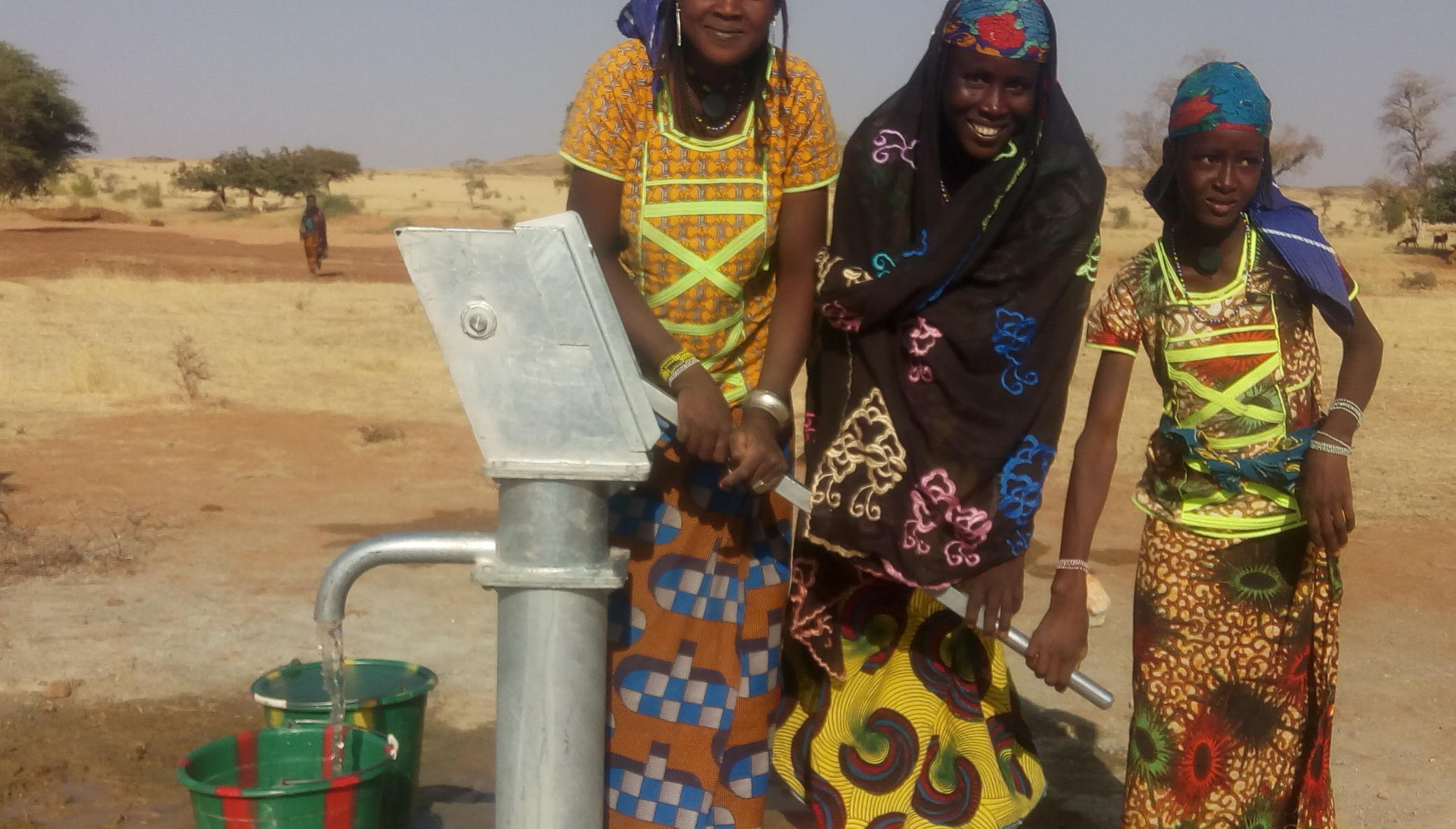 Drill Wells to Save Lives & Empower Women & Girls