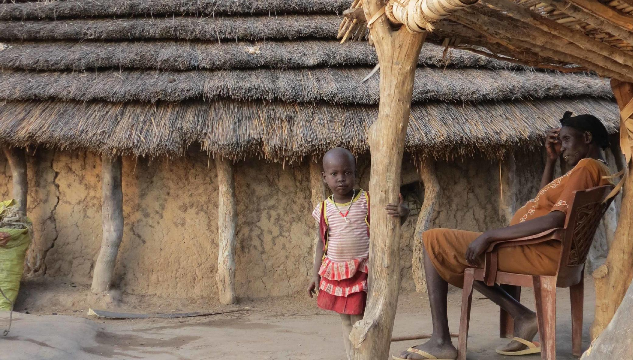 Drill a well for 750 villagers in South Sudan.