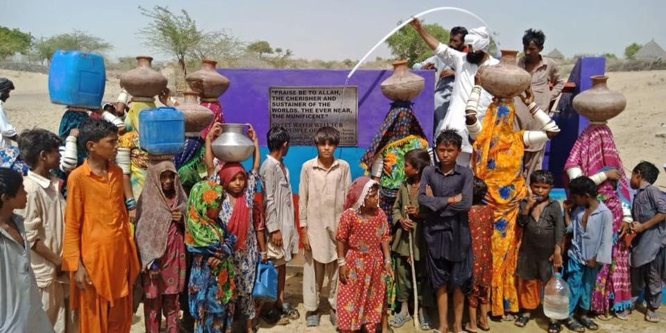 Drinking Water for Humans,Animals of Thar