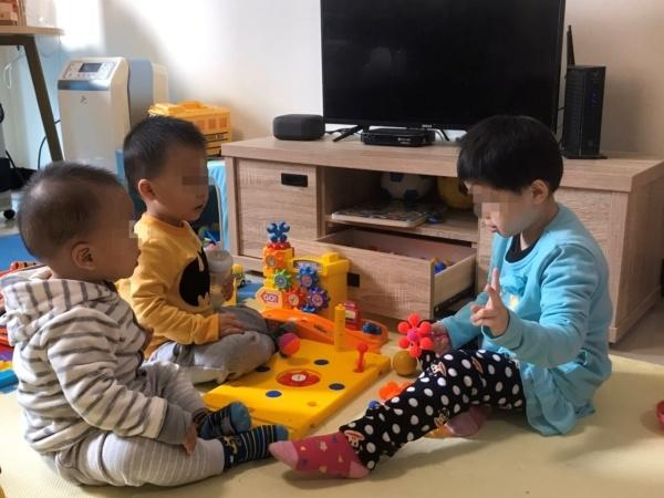 Family-like Care for 500 Taiwan Children