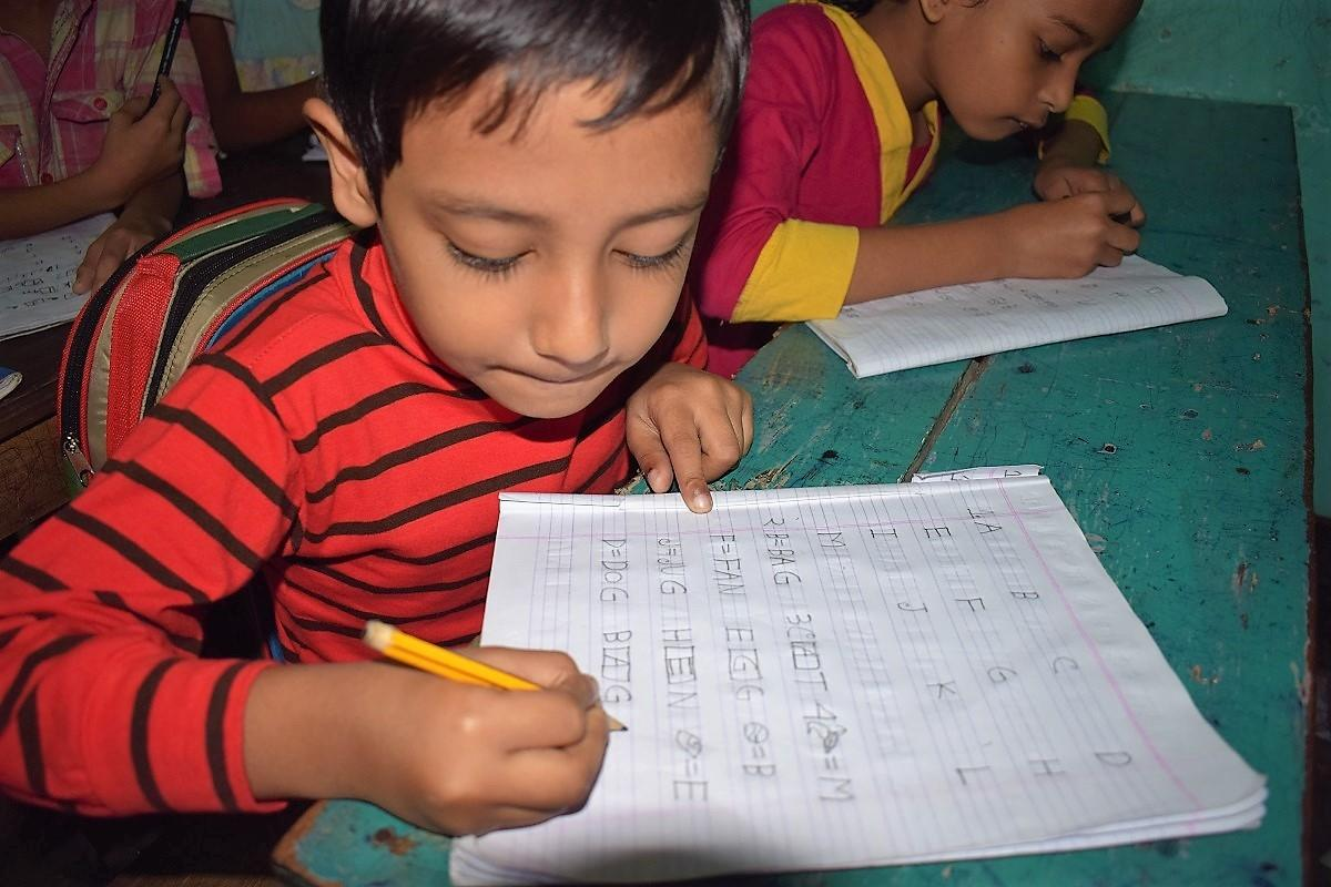 Educate 225 Kids by Sending Them to Preschool