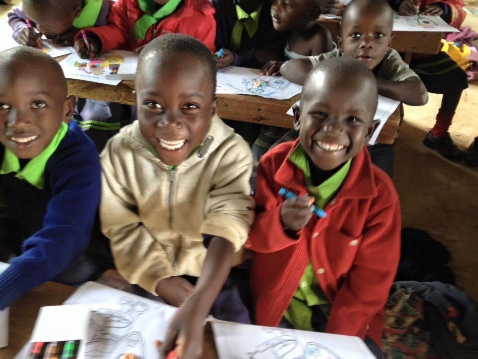 Educate an Orphan in Rural Western Kenya