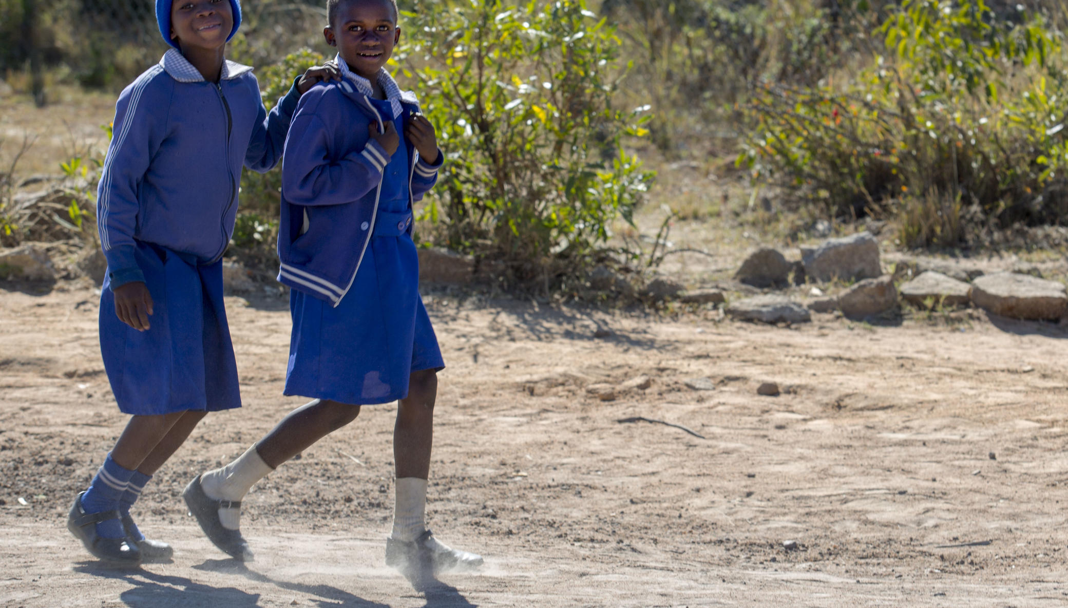 Educate and Empower 18,000 Girls in Zimbabwe
