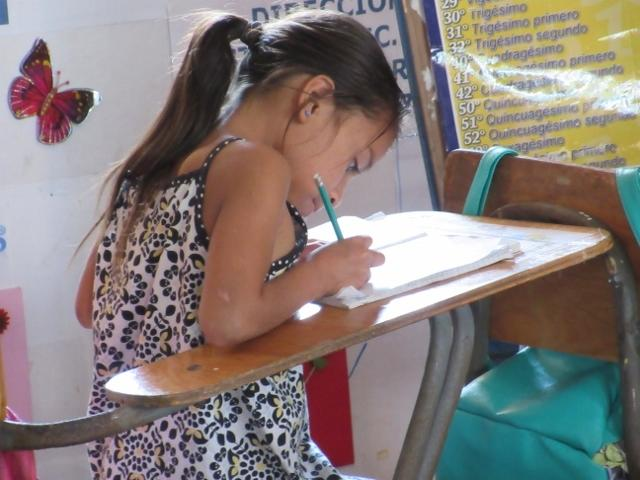 Education for 200 children in Honduras