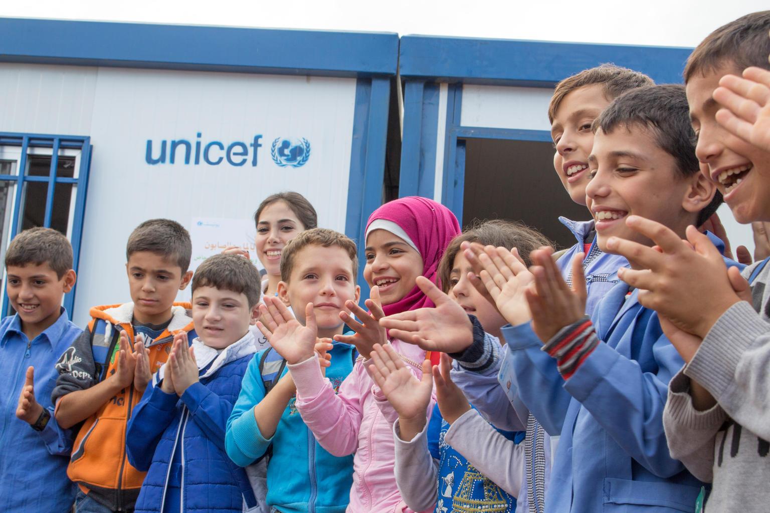 Education For Children Inside Syria