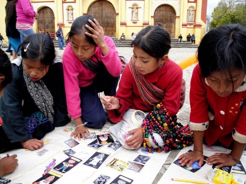 Education for 250 working children in Chiapas