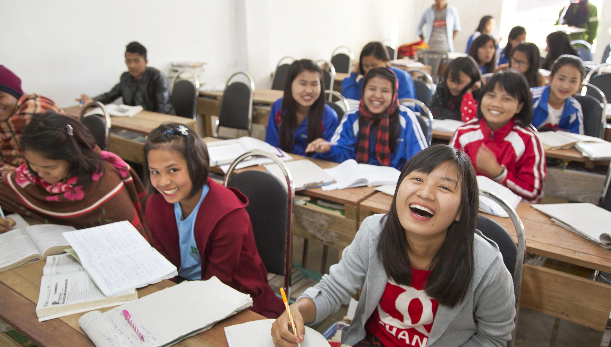 Education for All (Myanmar)