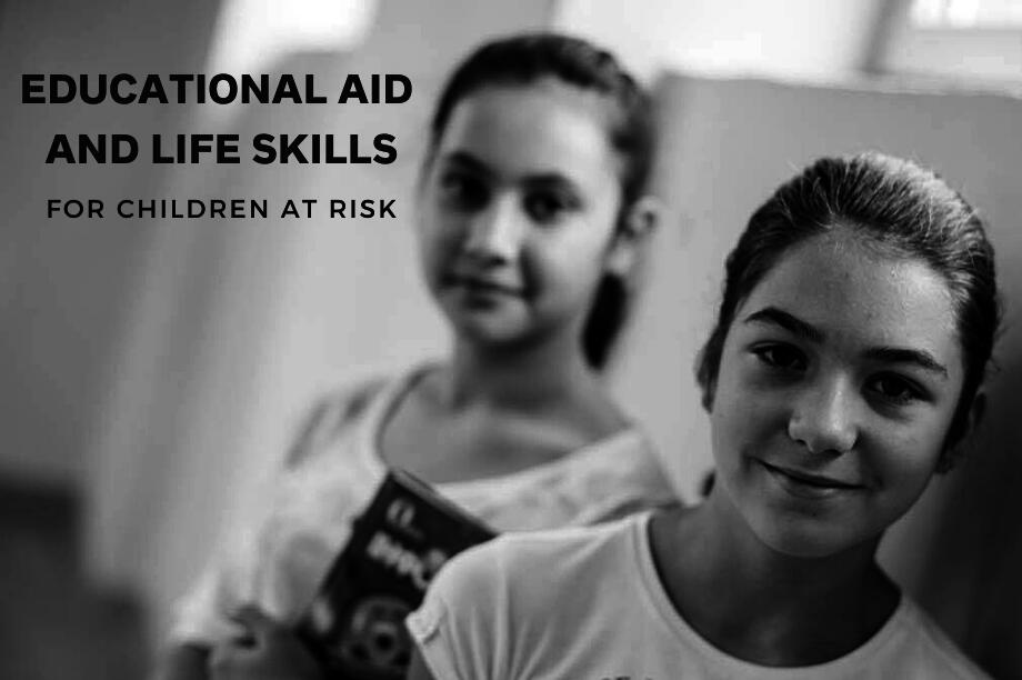 Educational Aid &Life Skills for Children At Risk