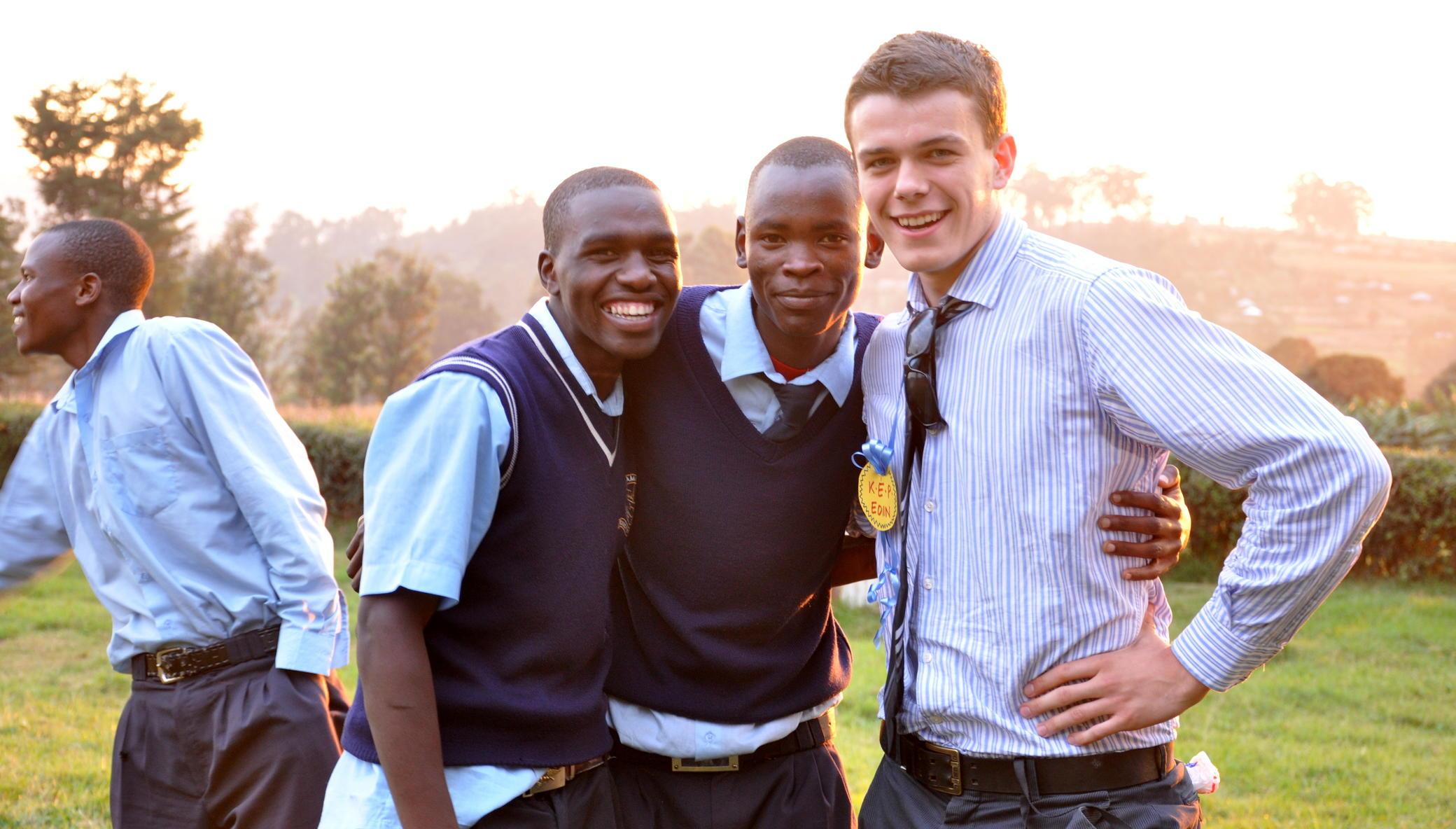 Educational opportunities in Kenya & Uganda