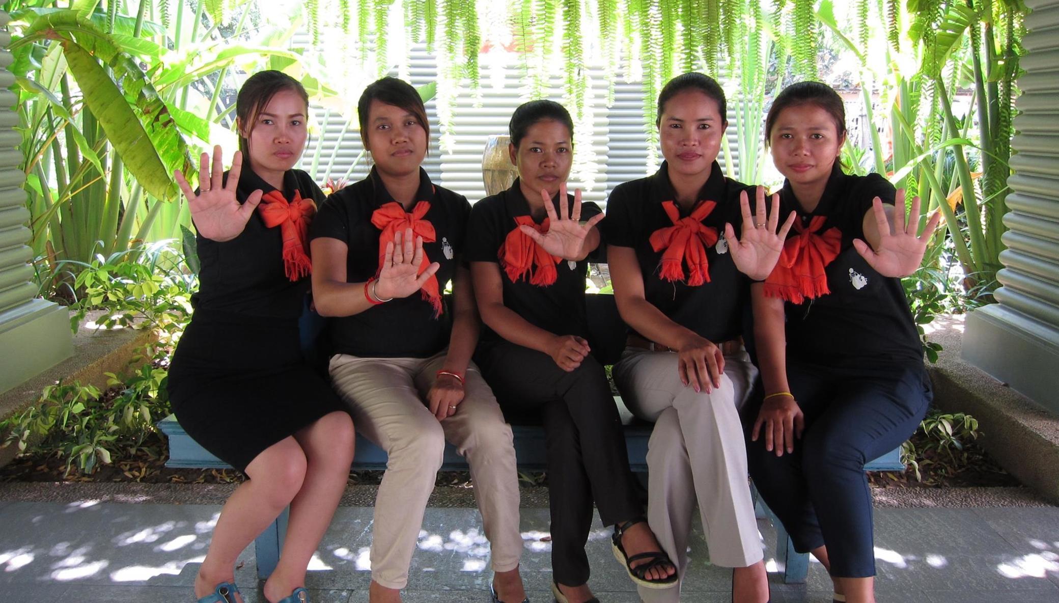 Eliminating Violence Against Women and Children