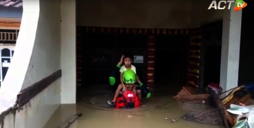 Emergency Response: The Flooding Across Jakarta