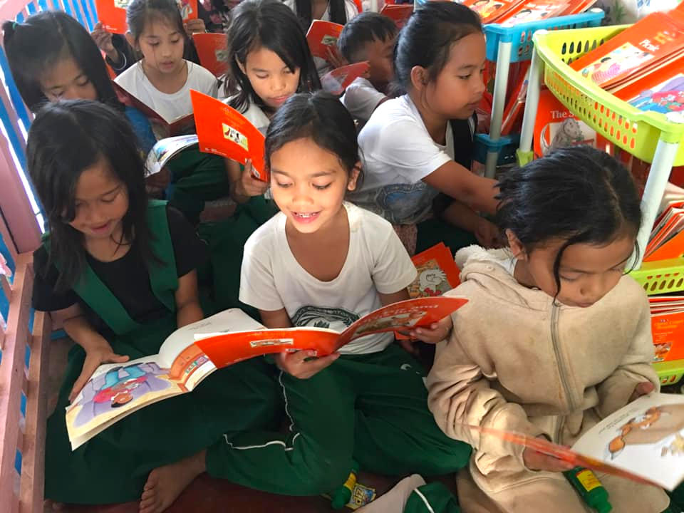 Empower 500 Homeless Girls with Books and Wellness
