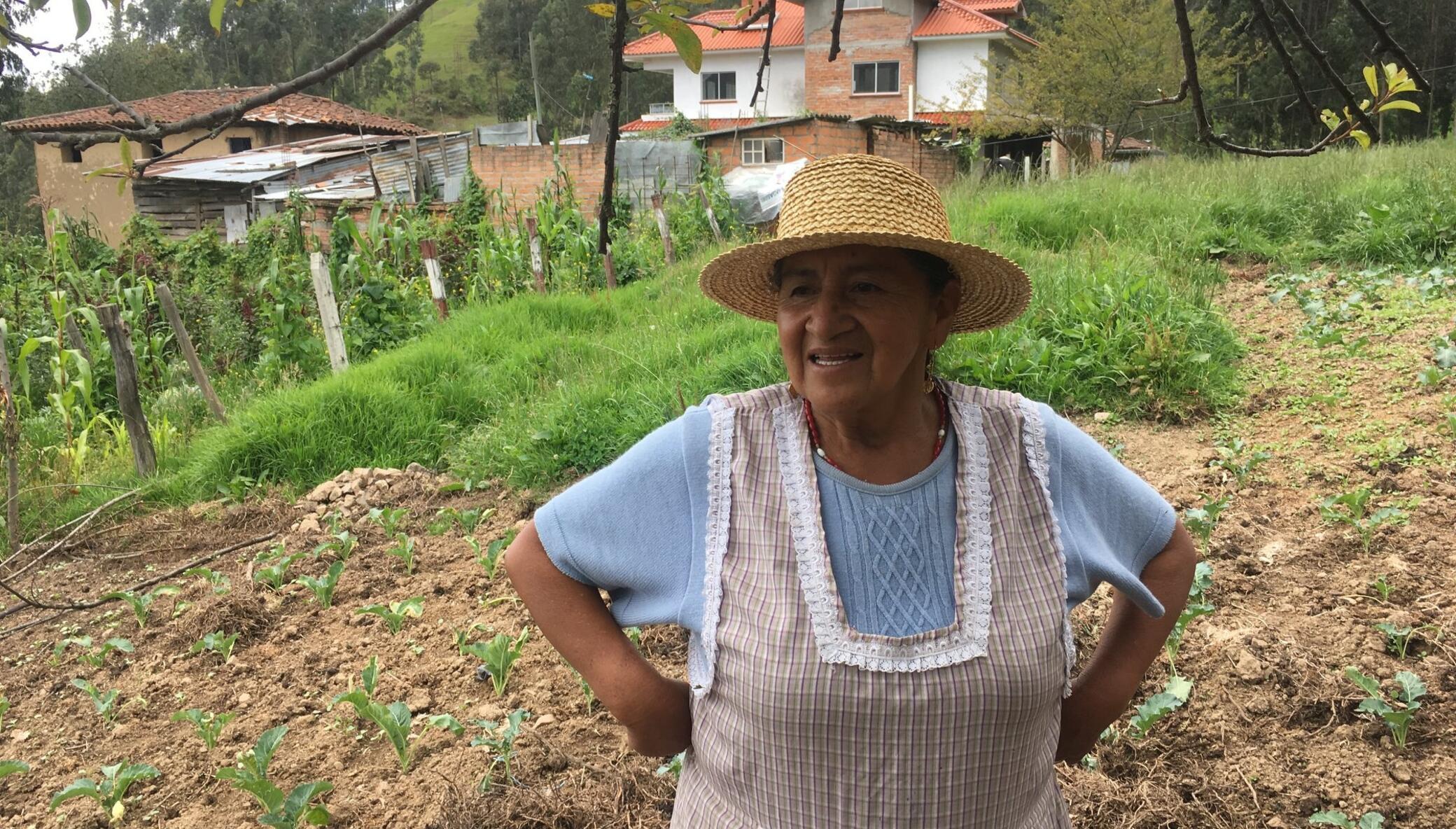 Empower Ecuadorian Women to Elevate Communities