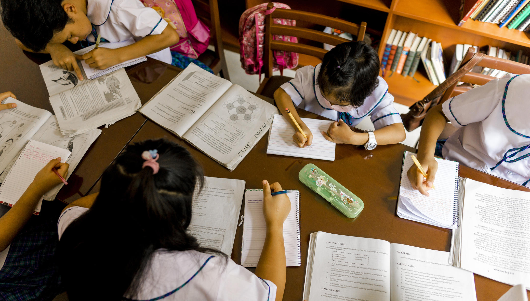 Empower Filipino teenage girl survivors of abuse