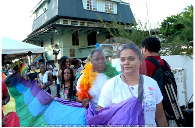 Empower LBTQ women, empower the Caribbean
