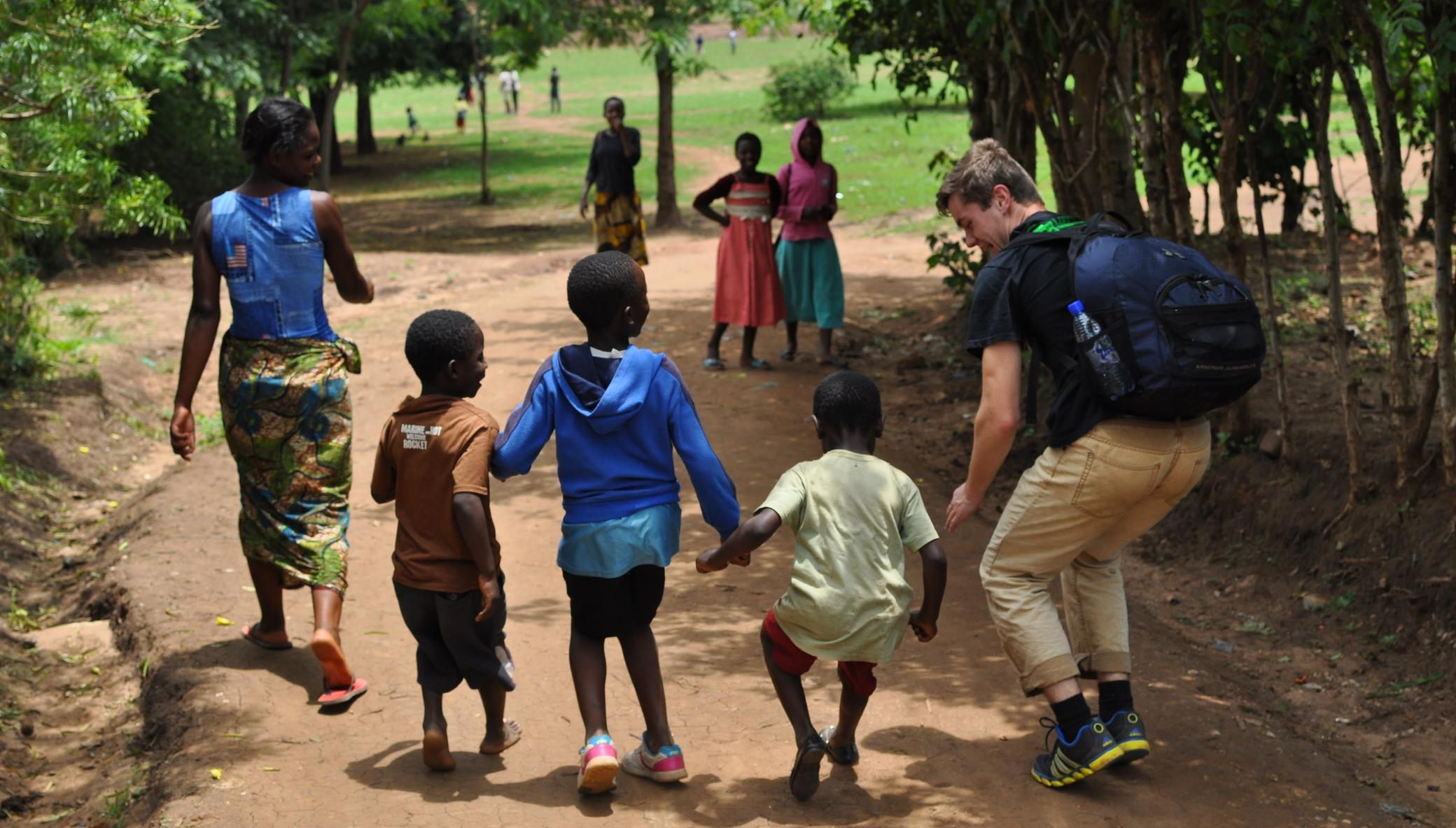 Empower Malawian villagers to make a difference