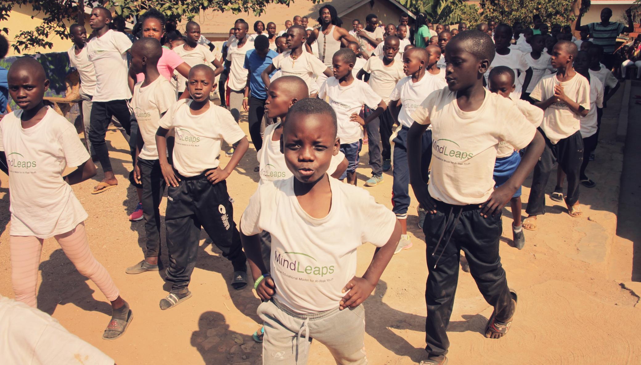 Empower Refugee Youth Through Dance