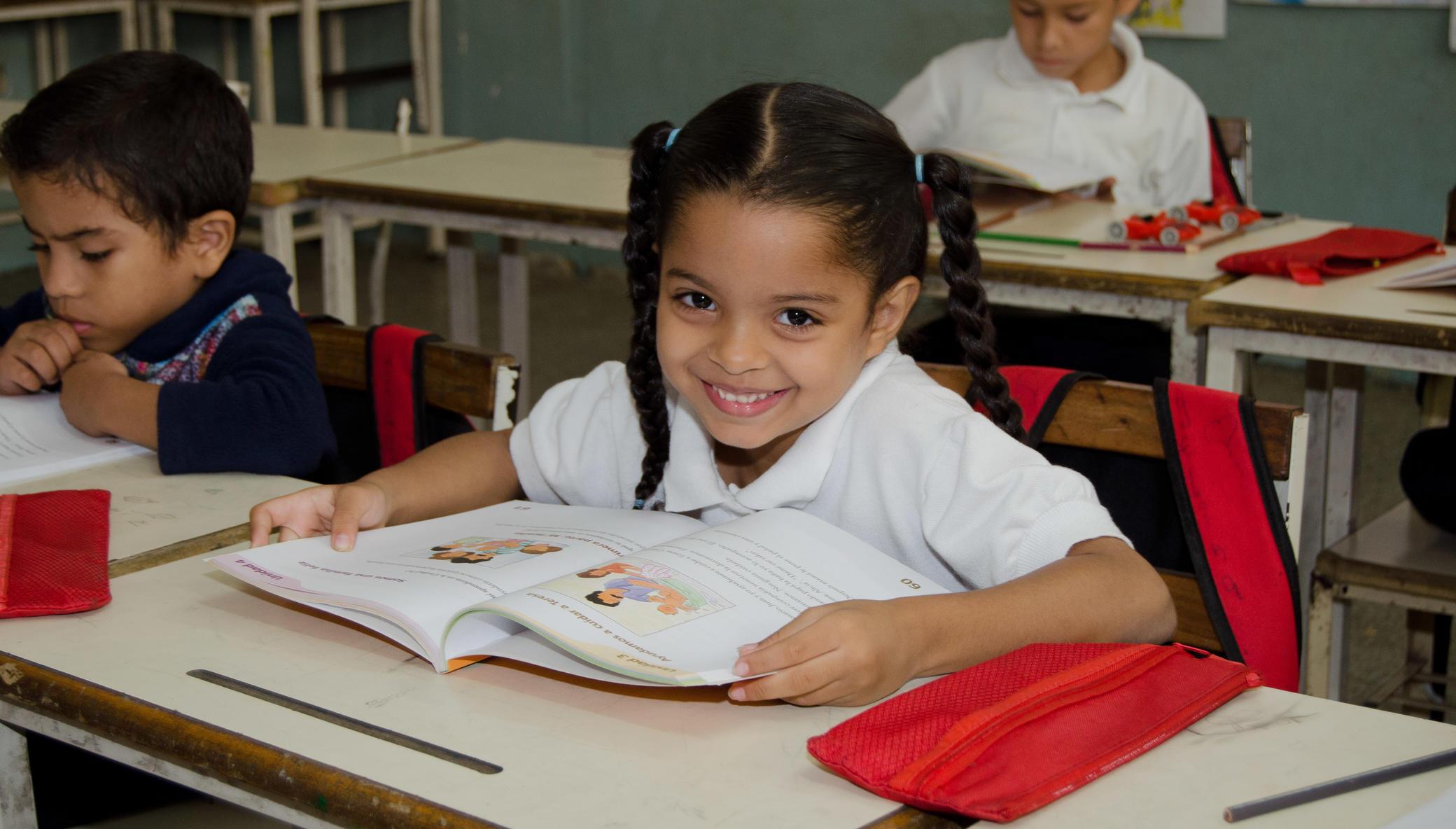 Empower Venezuelan Children to Succeed!